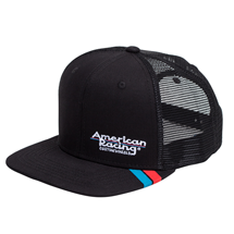 SHOP: AMERICAN RACING APPAREL HAT ARH106BKFL THUMBNAIL