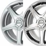 AR338/AR638 TOURING - SILVER OR CHROME