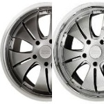 AR369/AR669 SLICE - ANTHRACITE OR CHROME