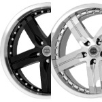Shop American Racing AR373 / AR673 Replacement Center Caps and Accessories - Wheelacc.com