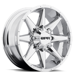 Shop Diamo Wheel DPR801 Chrome Replacement Center Caps and Accessories - Wheelacc.com