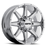 Shop Diamo Wheel DPR802 Chrome Replacement Center Caps and Accessories - Wheelacc.com
