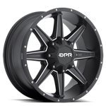 Shop Diamo Wheel DPR802 Black Replacement Center Caps and Accessories - Wheelacc.com