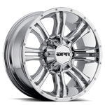 Shop Diamo Wheel DPR803 Chrome Replacement Center Caps and Accessories - Wheelacc.com