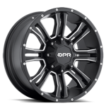 Shop Diamo Wheel DPR803 Black Replacement Center Caps and Accessories - Wheelacc.com