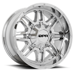 Shop Diamo Wheel DPR804 Chrome Replacement Center Caps and Accessories - Wheelacc.com