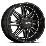 Shop Diamo Wheel DPR804 Black Replacement Center Caps and Accessories - Wheelacc.com