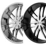 Shop Helo Wheel HE868 Replacement Center Caps and Accessories - Wheelacc.com