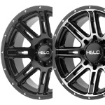 Shop Helo Wheel HE900 Replacement Center Caps and Accessories - Wheelacc.com