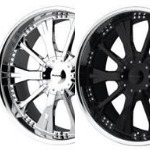 KM658 STRIKE - CHROME OR BLACK