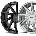 KMC WHEELS KM705 REPLACEMENT CENTER CAP