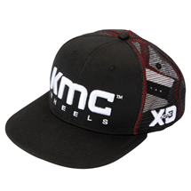 SHOP: KMC WHEELS APPAREL HAT KMH228BKFL THUMBNAIL