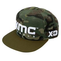 SHOP: KMC WHEELS APPAREL HAT KMH229CMFL MAIN