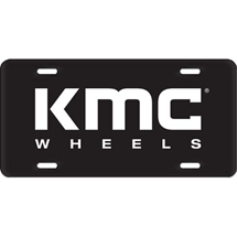 SHOP: KMC WHEELKS LICENSE PLATE INSERT KMCPLATEINSERT1 THUMBNAIL