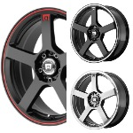 Shop Motegi Racing Wheel MR116 Replacement Center Caps and Accessories - Wheelacc.com