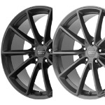 VN806 FASTBACK - BLACK OR ANTHRACITE