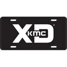 SHOP: XD SERIES LICENSE PLATE INSERT XDPLATEINSERT1 THUMBNAIL