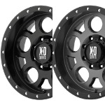 Shop KMC XD Series Wheel XD126 Replacement Center Caps and Accessories - Wheelacc.com