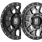 Shop KMC XD Series Wheel XD127 Replacement Center Caps and Accessories - Wheelacc.com