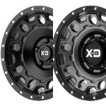 XD SERIES HOLESHOT SATIN BLACK OR MATTE GRAY