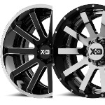 Shop KMC XD Series Wheel XD200 Replacement Center Caps and Accessories - Wheelacc.com