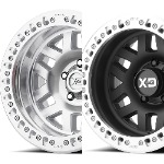 Shop KMC XD Series Wheel XD229 Replacement Center Caps and Accessories - Wheelacc.com