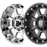 Shop KMC XD Series Wheel XD807 Replacement Center Caps and Accessories - Wheelacc.com