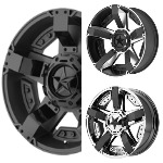 Shop KMC XD Series Rockstar II Wheel XD811 Replacement Center Caps and Accessories - Wheelacc.com