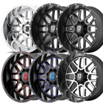 Shop KMC XD Series Wheel XD820 Replacement Center Caps and Accessories - Wheelacc.com