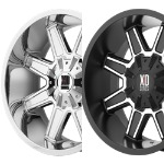 Shop KMC XD Series Wheel XD823 Replacement Center Caps and Accessories - Wheelacc.com