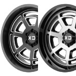 Shop KMC XD Series Wheel XD824 Replacement Center Caps and Accessories - Wheelacc.com