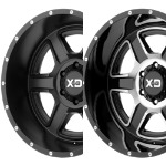 Shop KMC XD Series Wheel XD832 Replacement Center Caps and Accessories - Wheelacc.com