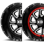 Shop KMC XD Series Wheel XD833 Replacement Center Caps and Accessories - Wheelacc.com