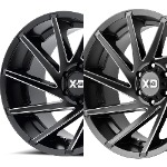 Shop KMC XD Series Wheel XD834 Replacement Center Caps and Accessories - Wheelacc.com