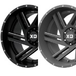Shop KMC XD Series Wheel XD835 Replacement Center Caps and Accessories - Wheelacc.com