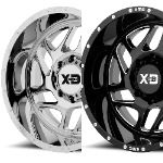 Shop KMC XD Series Wheel XD836 Replacement Center Caps and Accessories - Wheelacc.com