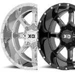 Shop KMC XD Series Wheel XD838 Replacement Center Caps and Accessories - Wheelacc.com