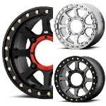 Shop KMC XS Series Powersport XS234 Wheel Replacement Center Caps and Accessories - Wheelacc.com