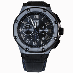 ASANTI WHEELS AMBASSADOR WATCH