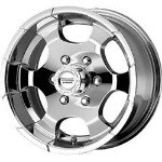 AR117/AR617 DIAMOND BACK - POLISHED OR CHROME