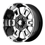 Shop Diamo Wheel DI17 Karat Replacement Center Caps and Accessories - Wheelacc.com