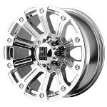 Shop KMC XD Series Wheel XD441 Chrome Replacement Center Caps and Accessories - Wheelacc.com