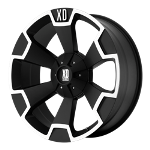 Shop KMC XD Series Wheel XD803 Replacement Center Caps and Accessories - Wheelacc.com