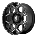 Shop KMC XD Series Wheel XD812 Replacement Center Caps and Accessories - Wheelacc.com