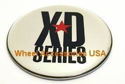 XD 11778 CHROME CAP LOGO MAIN