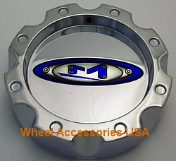 MOTO METAL 353K133A CENTER CAP MAIN