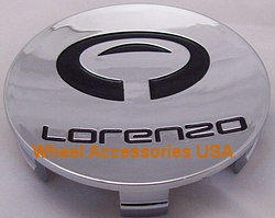LORENZO WL030 CHROME CENTER CAP MAIN