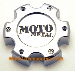 MOTO METAL 845L145R CENTER CAP MAIN