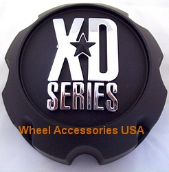 KMC XS ATV M476B CENTER CAP MAIN