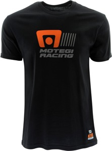 "MOTEGI RACING ""ICON"" TSHIRT- BLACK SWATCH"